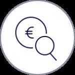 Transparente Kosten